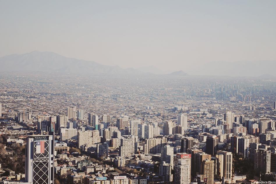 Smog in Santiago, Chile (Photo: FRΛNCISCΛ ♦)