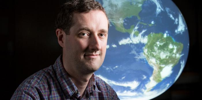 EAPS Associate Professor Paul O'Gorman
